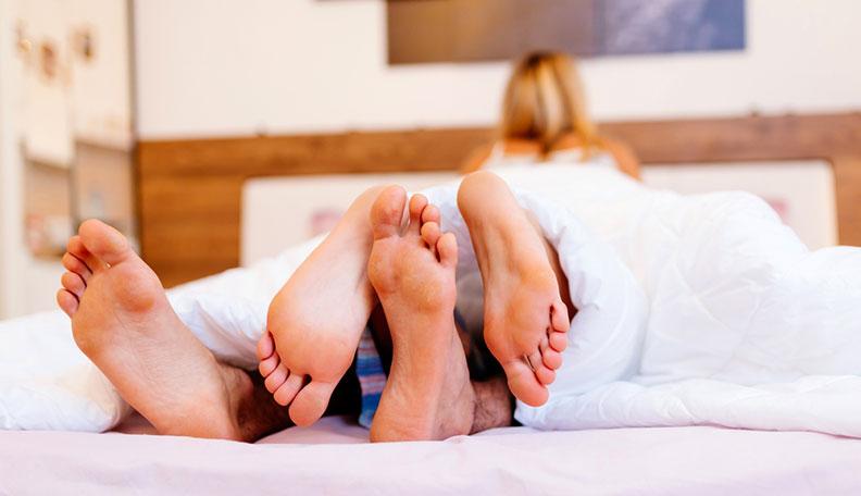 Преимущества утреннего секса